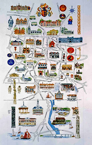 charter map