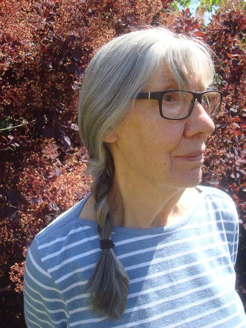 photo of poet Margaret Seymour