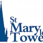 St Mary le Tower church logo