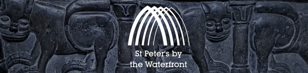 St peter's by the waterfront logo