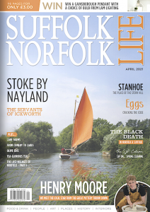 Suffolk Norfolk Life magazine cover image