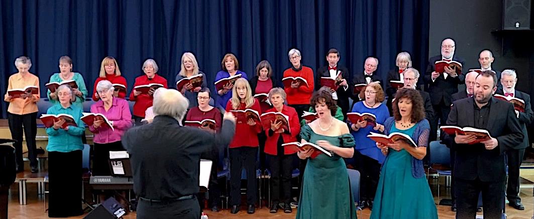 photo Ipswich bach choir