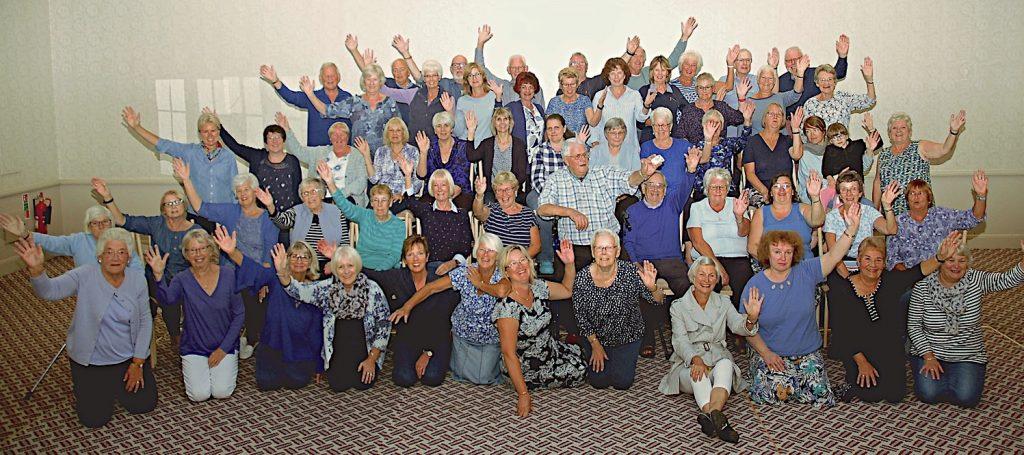 photo of Felixstowe Community Choir