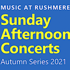 Nil Mladin, piano. Music at Rushmere - Sunday Afternoon Concerts