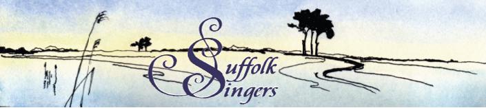 Suffolk Singers - 30th Anniversary Concert